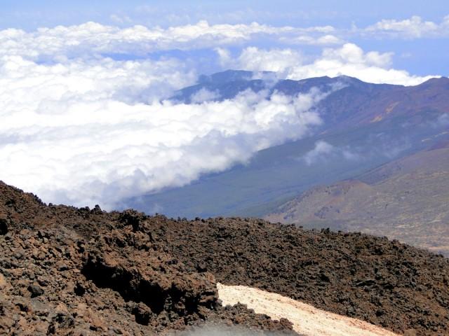 Zdjęcia: Teneryfa, Park Narodowy del Teide, Wyspy Kanaryjskie, Pico del Teide (3), HISZPANIA