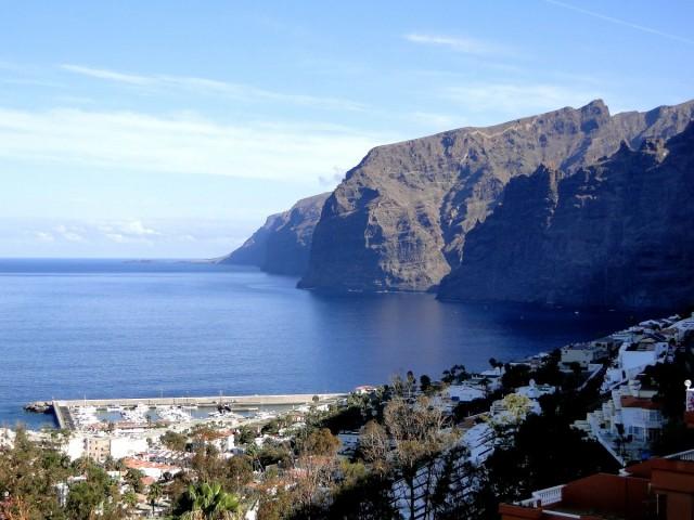Zdjęcia: Teneryfa, Wyspy Kanaryjskie, Los  Gigantes., HISZPANIA