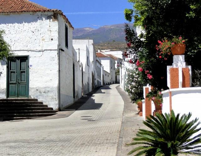 Zdjęcia: gdzieś w małym miasteczku, Wyspy Kanaryjskie, Teneryfa, W małym miasteczku na Teneryfie (1), HISZPANIA