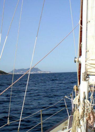 Zdjęcia: okolice Gibraltaru, Morze Śródziemne, Gibraltar, HISZPANIA