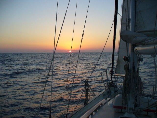 Zdjęcia: okolice Cartageny, Morze Śródziemne, Wschód w wantach 2, HISZPANIA