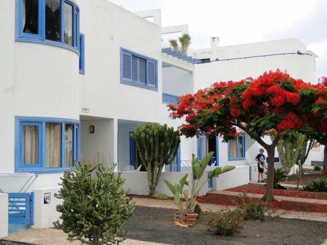 Zdjęcia: Lanzarote, Wyspy Kanaryjskie, Lanzaroteńska architektura., HISZPANIA