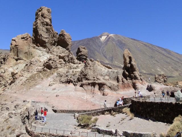 Zdjęcia: Teneryfa - Park Narodowy Teide, Wyspy Kanaryjskie, Kanaryjskie wspomnienie - Teneryfa (5), HISZPANIA