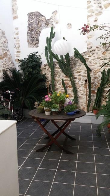 Zdjęcia: Pego, Alicante, Patio w Pego, HISZPANIA
