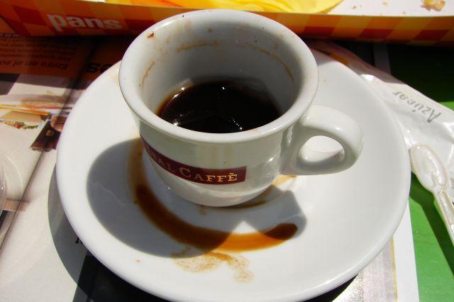 Zdjęcia: kawiarenka, espresso, HISZPANIA
