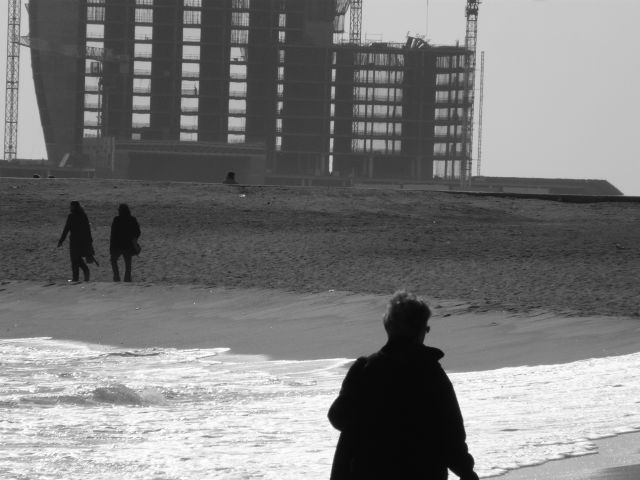 Zdjęcia: Barcelona, Katalonia, plaża, HISZPANIA