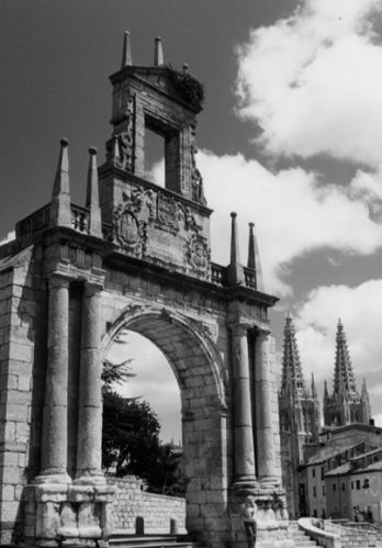 Zdjęcia: Burgos, Hiszpania, Ruiny, HISZPANIA