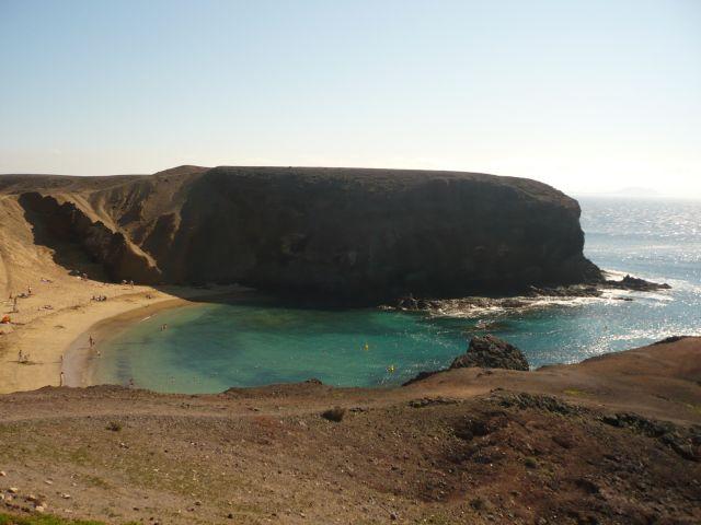 "Zdjęcia: lanzarote, Lanzarote, ""Błekitna laguna"", HISZPANIA"