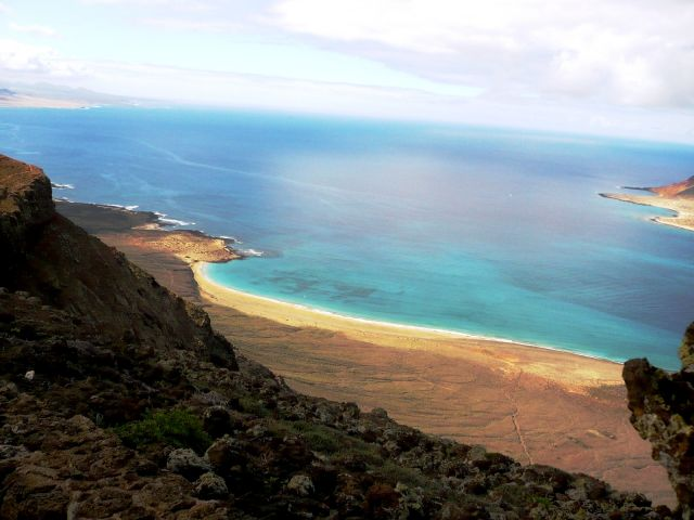 Zdjęcia: Lanzarote, Lanzarote, wybrzeze, HISZPANIA