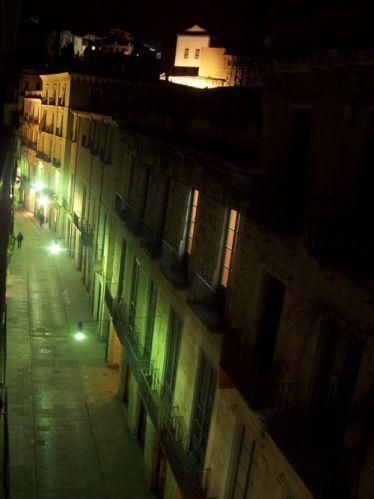 Zdjęcia: Girona, Katalonia, Uliczka , HISZPANIA