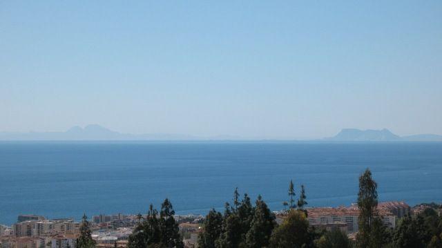 Zdjęcia: Marbella, Andaluzja, panorama na Gibraltar i wybrzeże Maroka, HISZPANIA