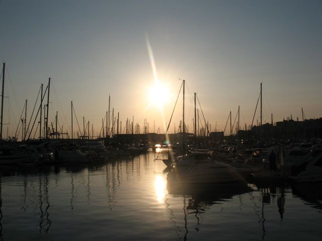 Zdjęcia: Alicante, Walencja, port , HISZPANIA