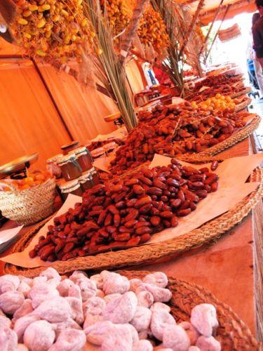 Zdj�cia: Granada, Andaluzja, daktyle, orzeszki i czym tylko palma sypnie ;), HISZPANIA