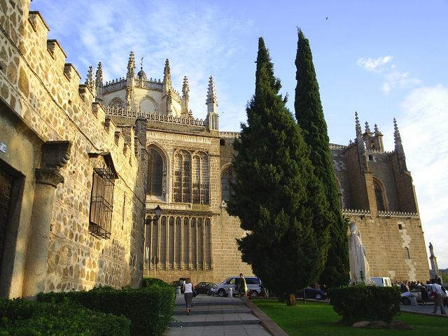 Zdjęcia: Toledo, Spacer po Toledo, HISZPANIA
