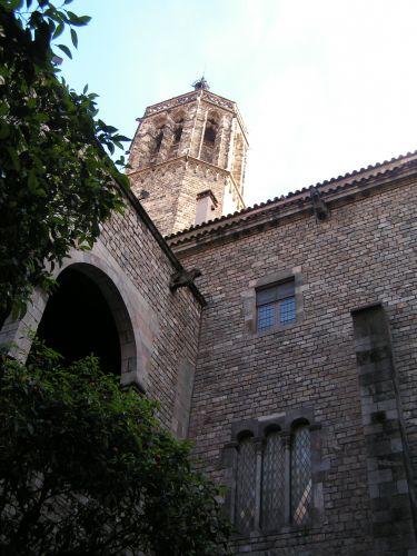 Zdjęcia: Barcelona, Catalunya, katedra La Seu, HISZPANIA