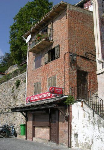 Zdjęcia: San Sebastian, Stary dom, HISZPANIA