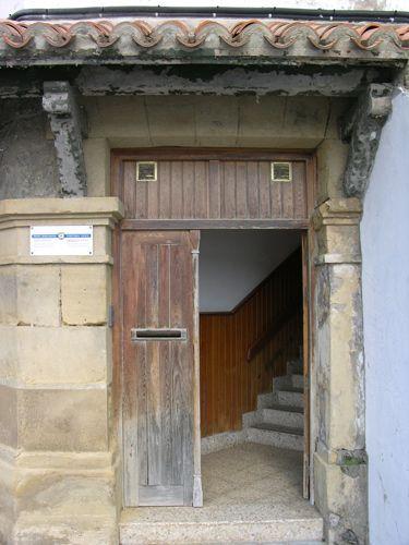 Zdjęcia: San Sebastian, Drzwi, HISZPANIA