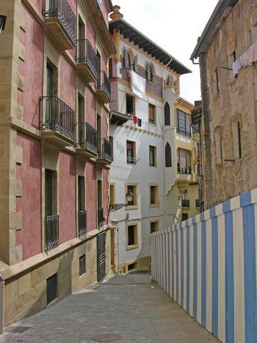 Zdjęcia: San Sebastian, Remont, HISZPANIA