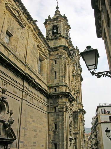 Zdjęcia: San Sebastian, Kościół, HISZPANIA