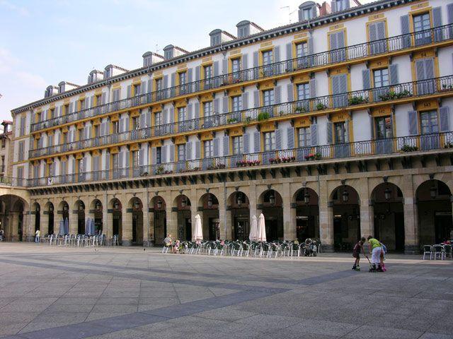 Zdjęcia: San Sebastian, Hotelowiec, HISZPANIA