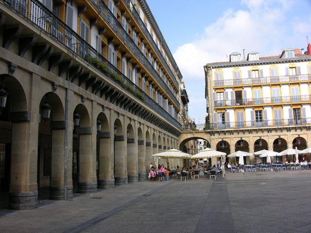 Zdjęcia: San Sebastian, Hotelowiec część druga, HISZPANIA