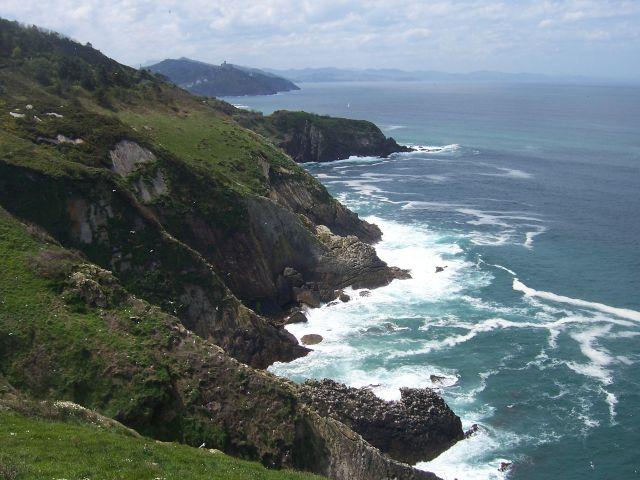 Zdjęcia: Okolice San Sebastian, Gipuzkoa, Wybrzeże Zatoki Biskajskiej, HISZPANIA