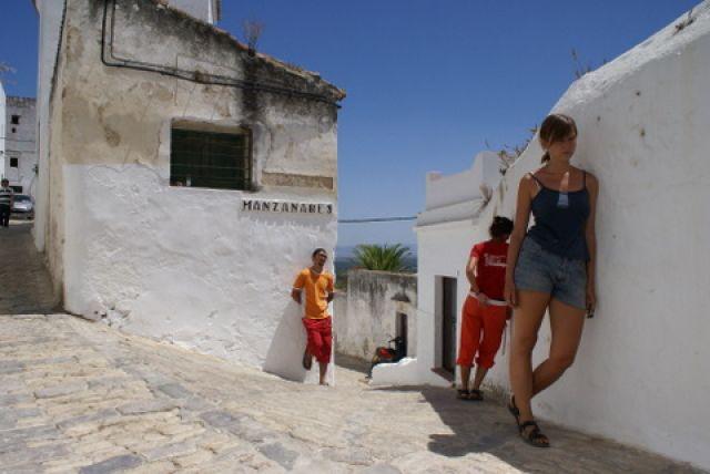 Zdj�cia: Jerez, Andaluzja, To samo tylko w kolorze ........, HISZPANIA