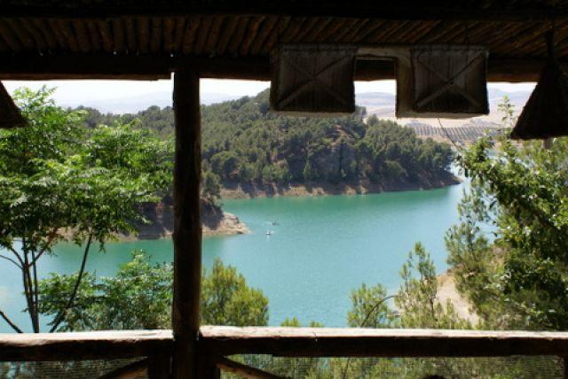 Zdjęcia: El Chorro, El Chorro, taki tam sobie widok ........ ))), HISZPANIA