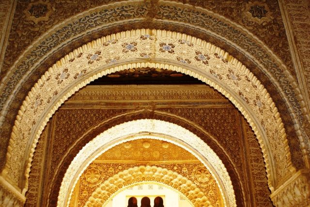 Zdj�cia: Granada/Alhambra, Andaluzja, �uki, HISZPANIA