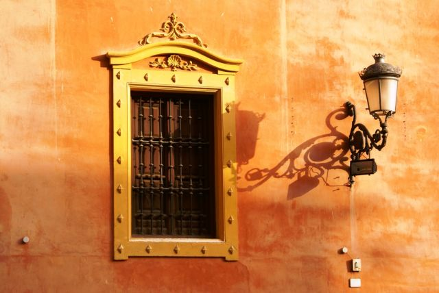 Zdjęcia: Granada, Andaluzja, Elewacja;-), HISZPANIA