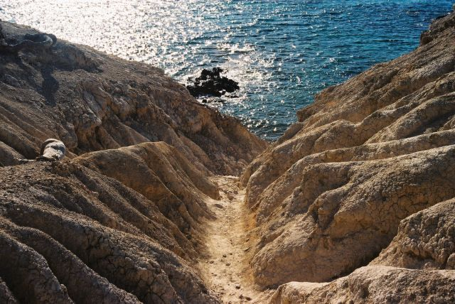Zdjęcia: Paguera, Majorka, Do cichej zatoczki, HISZPANIA