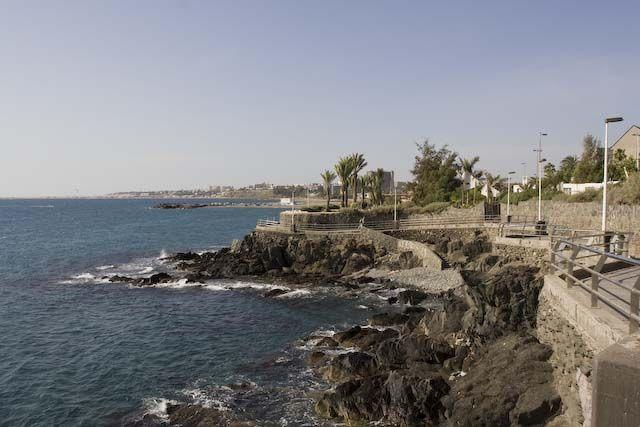 Zdjęcia: Na spacerze gdzieś pomiędzy Playa del Ingles a Playa de San Augustin, Gran Canaria, Gran Canaria, HISZPANIA
