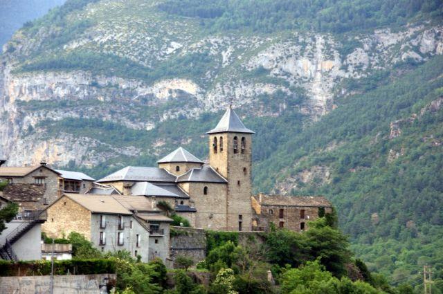 Zdjęcia: Torla, Srodkowe Pireneje, Torla, HISZPANIA