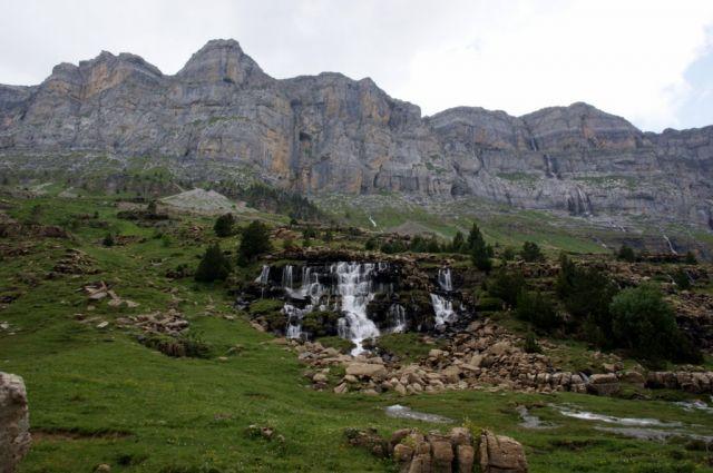Zdjęcia: Parq Nacional de Ordesa, Środkowe Pireneje, Valle de Ordesa, HISZPANIA