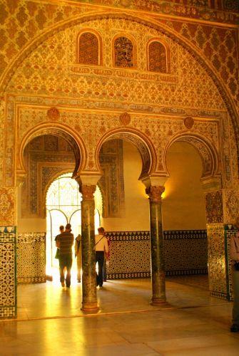 Zdjęcia: Sewilla, Andaluzja, Alcazar, HISZPANIA