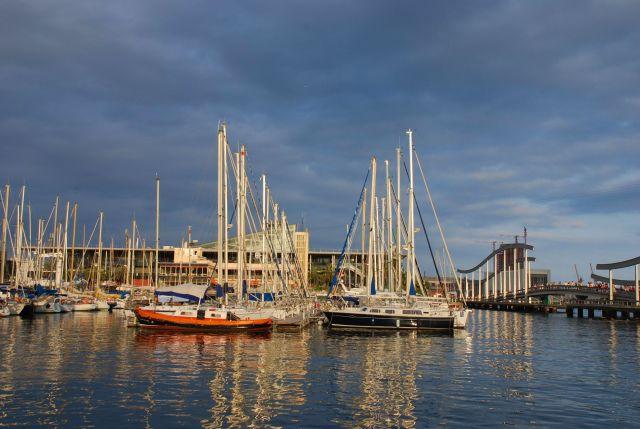 Zdjęcia: barcelona, katalonia, port, HISZPANIA