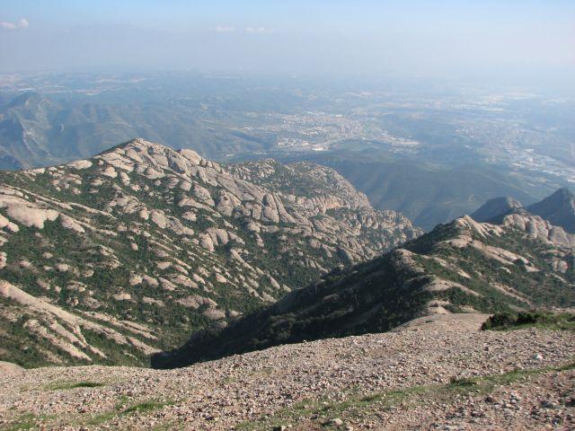 Zdjęcia: masyw górski w Katalonii , CATALUNA, Montserrat, HISZPANIA
