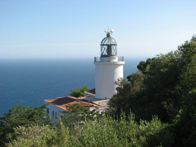 Zdjęcia: Faro de San Sebastian , COSTA BRAVA, FARO, HISZPANIA