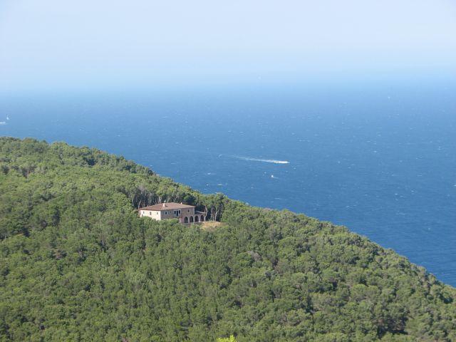 Zdj�cia: Faro de San Sebastian , COSTA BRAVA, �wi�ty spok�j, HISZPANIA