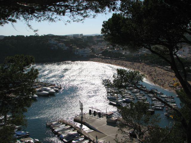 Zdjęcia: la franc, COSTA BRAVA, zatoczka, HISZPANIA