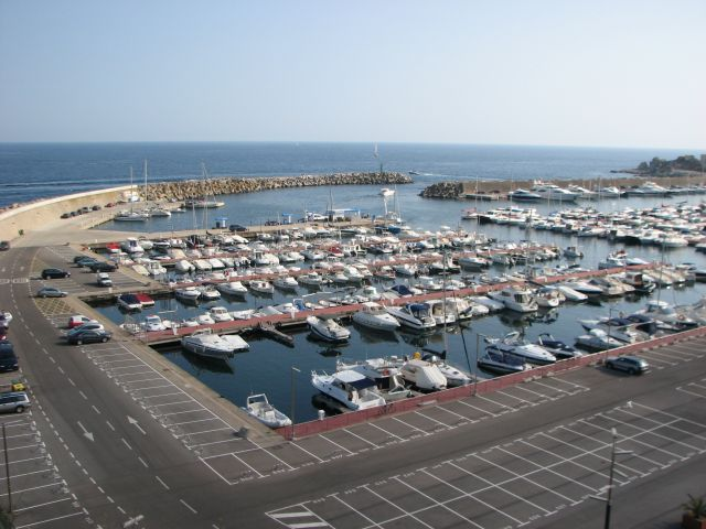 Zdjęcia: PALAMOS, COSTA BRAVA, Port de Palamos, HISZPANIA