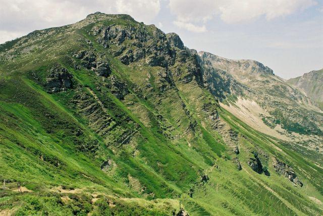 Zdjęcia: główny grzbiet Kordyliery Kantabryjskiej, Asturia, do góry!, HISZPANIA