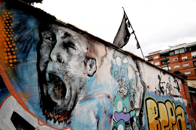 Zdjęcia: granada, andaluzja, squat w granadzie, HISZPANIA