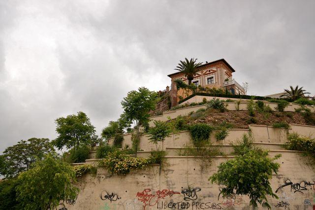 Zdjęcia: okolice sacramonte, andaluzja, tak sie mieszka w granadzie, HISZPANIA