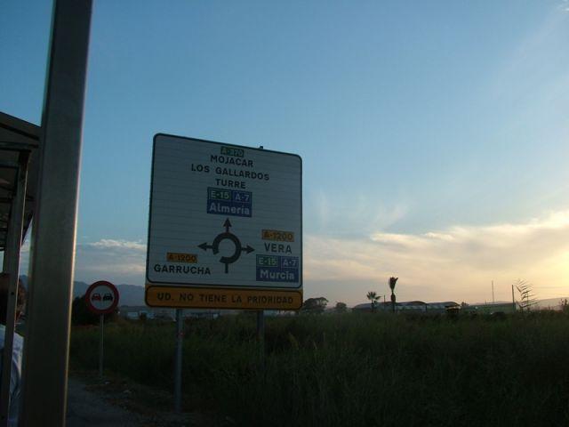 Zdjęcia: Vera i okolice, Almeria, Moje wakacje, HISZPANIA