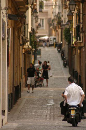 Zdjęcia: Kadyks, Andaluzja, Na skuterze, HISZPANIA
