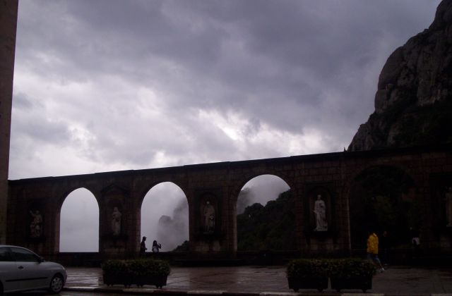 Zdjęcia: Góra Montserrat, Katalonia, Klasztor Montserrat, HISZPANIA