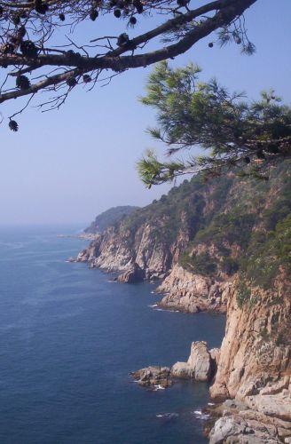Zdjęcia: Wybrzeże Costa Brava, Katalonia, Okolice Tossy, HISZPANIA