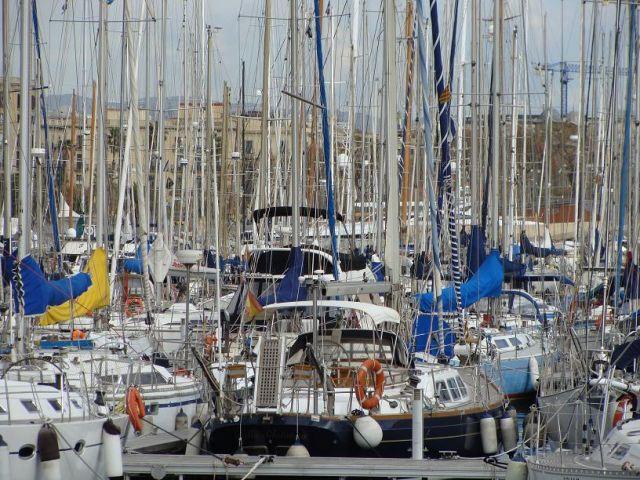 Zdjęcia: Barcelona, Catalonia, Port, HISZPANIA