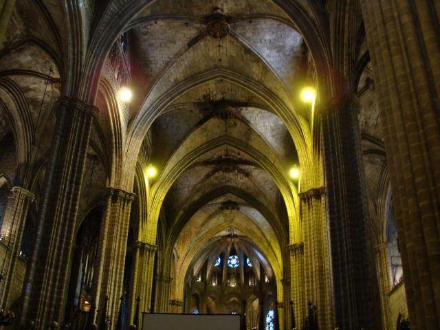 Zdjęcia: Barcelona, Catalonia, Katedra, HISZPANIA